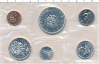 Изображение Наборы монет Канада Канада 1964 1964  UNC- В наборе 6 монет ном