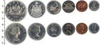 Изображение Подарочные монеты Канада Канада 1963 1963  UNC-