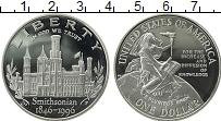 Изображение Монеты Северная Америка США 1 доллар 1996 Серебро Proof