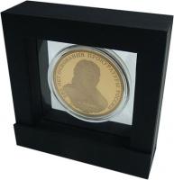 Изображение Подарочные монеты Россия Памятная медаль 2007 2007 Латунь Proof