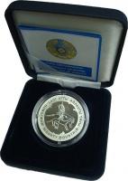 Изображение Подарочные монеты Казахстан 500 тенге 2005 Серебро Proof