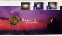 Изображение Подарочные монеты Австралия 1 доллар 2009 Латунь UNC Монета номиналом 1 д