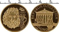 Изображение Монеты Европа Австрия 1000 шиллингов 1995 Золото Proof