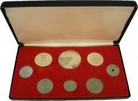 Изображение Подарочные монеты Венгрия Набор 1966 года 1966  Proof-