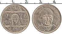 Изображение Монеты Ватикан 100 лир 1993 Медно-никель UNC