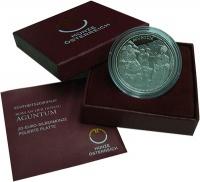 Изображение Подарочные монеты Австрия 20 евро 2011 Серебро Proof