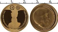 Изображение Монеты Европа Нидерланды 10 евро 2002 Золото Proof