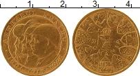 Изображение Монеты Европа Румыния 20 лей 1944 Золото XF