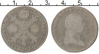 Изображение Монеты Нидерланды 1/2 талера 1788 Серебро VF+ В, Австрийские Нидер