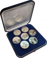 Изображение Подарочные монеты СССР Набор Староделов 0 Медно-никель Proof-