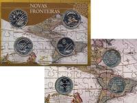 Изображение Подарочные монеты Португалия Карта плавания 2000 Серебро UNC