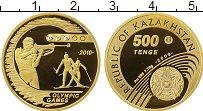 Изображение Монеты Казахстан 500 тенге 2009 Золото Proof