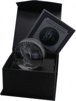 Изображение Подарочные монеты Сомали 500 шиллингов 2018 Стекло UNC