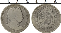 Изображение Монеты Европа Великобритания 1/2 кроны 1816 Серебро VF