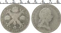 Изображение Монеты Европа Нидерланды 1 талер 1794 Серебро XF