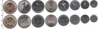 Изображение Наборы монет Грузия Грузия 1993-2006 0  UNC-