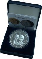 Изображение Подарочные монеты Швеция 300 крон 2010 Серебро Proof