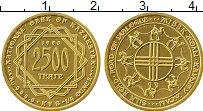 Изображение Монеты СНГ Казахстан 2500 тенге 1995 Золото UNC