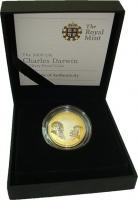 Изображение Подарочные монеты Великобритания 2 фунта 2009 Серебро Proof