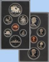 Изображение Подарочные монеты Канада Памятный набор 1981 года 1981  Proof