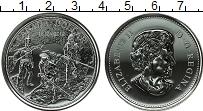 Изображение Монеты Северная Америка Канада 1 доллар 2012 Серебро UNC