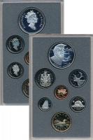Изображение Подарочные монеты Канада Генри Гудзон 1995 Серебро Proof