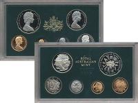 Изображение Подарочные монеты Австралия Игры содружества 1982  Proof
