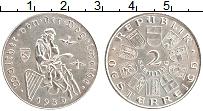 Изображение Монеты Австрия 2 шиллинга 1930 Серебро UNC-