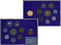 Изображение Подарочные монеты Австрия Набор 1989 года 1989  Proof