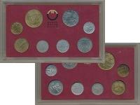 Изображение Подарочные монеты Австрия Набор 1993 года 1993  UNC