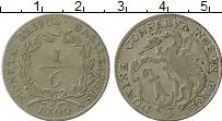 Изображение Монеты Швейцария Базель 1/6 батзена 1766 Серебро VF