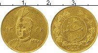 Изображение Монеты Азия Иран 1 томан 1337 Золото XF