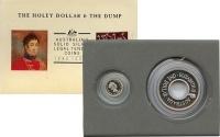 Изображение Подарочные монеты Австралия Десятичная система 1990 Серебро Proof