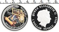 Продать Монеты Тувалу 1 доллар 2013 Серебро
