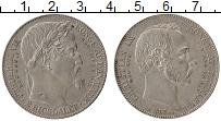 Изображение Монеты Европа Дания 2 ригсдалера 1863 Серебро UNC-