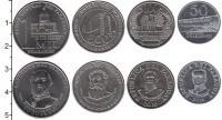 Изображение Наборы монет Парагвай Парагвай 2007-2016 0  UNC В наборе 4 монеты но