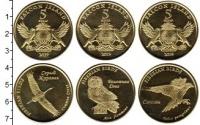Изображение Наборы монет Австралия 5 реалов 2019 Латунь UNC