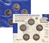 Изображение Подарочные монеты Германия Бремен 2010 Биметалл UNC