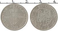 Изображение Монеты Великобритания Британская Индия 1/8 доллара 1822 Серебро VF+