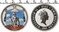 Изображение Монеты Австралия и Океания Фиджи 2 доллара 2009 Серебро Proof