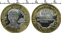Изображение Монеты Польша 10 злотых 2009 Серебро Proof Бочильский