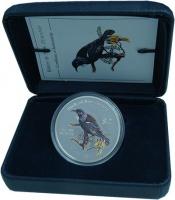 Изображение Подарочные монеты Острова Кука 2 доллара 2005 Серебро Proof