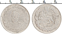 Изображение Монеты Иран 2000 динар 1914 Серебро VF