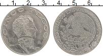 Изображение Монеты Мексика 5 песо 1978 Медно-никель XF