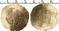 Изображение Монеты Антика Византия 1 аспрон 0 Золото VF+