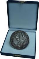 Изображение Подарочные монеты Венгрия Медаль 2006 Серебро UNC-
