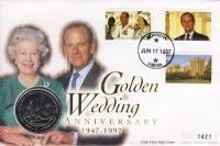 Изображение Подарочные монеты Либерия 1 доллар 1997 Медно-никель UNC Подарочная монета по