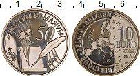 Продать Монеты Бельгия 10 евро 2007 Серебро