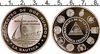 Изображение Монеты Никарагуа 10 кордоба 2002 Серебро Proof