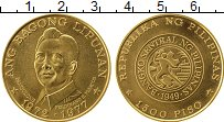 Изображение Монеты Азия Филиппины 1500 песо 1977 Золото UNC